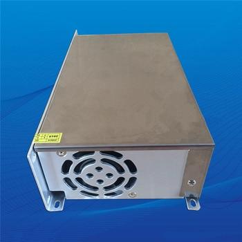 720 واط 13.8 فولت 52.2 أمبير 52.2A التبديل مراقبة التبديل إمدادات الطاقة 720 واط 13.8 فولت رصد الصناعي المحولات