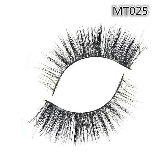Individual Lashes Natural False Mink Eyelashes Lash Perfect Eyelash