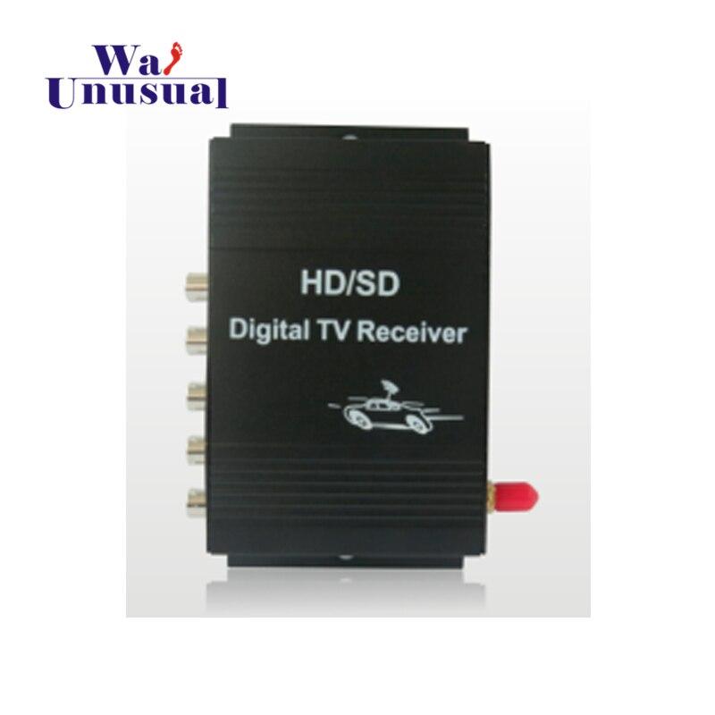 Car Accessories ATSC USA Digital TV Receiver Car DVD Player Free shipping