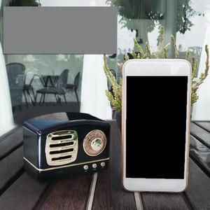 Image 4 - Nuovo Altoparlante Bluetooth Altoparlante Stereo Portatile di Musica Scatola Quadrata Mini Altoparlante Senza Fili per Smart Phone