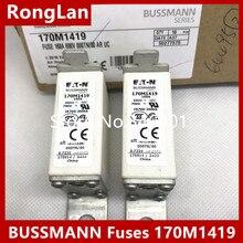 цена на [SA]United States BUSSMANN Fuses 170M1419 170m1319 160A 690V 700V fuse--3PCS/LOT