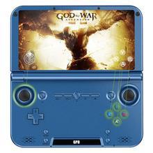 GPD XD RK3288 2G/32G Juego Tableta de Cuatro Núcleos IPS de Videojuegos Jugador Handheld Del Juego de PS vita consola Negro