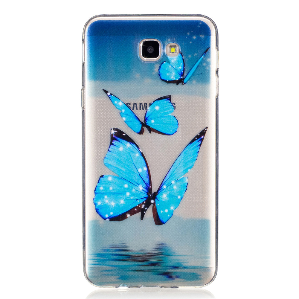 Для Samsung Galaxy J5 Prime Case Силиконовые 5.0