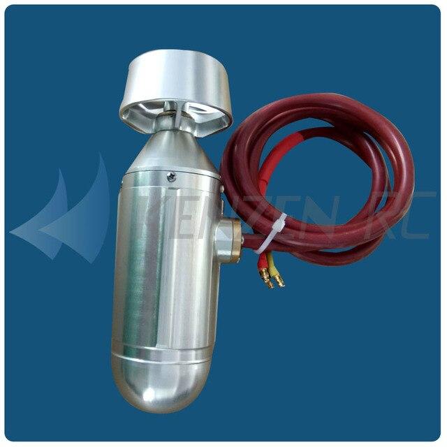 Auv motor for 50 kg thrust brushless motor