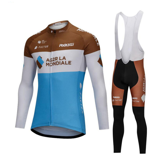 AG2R 2018 Pro Team Cycling Jersey Ropa Ciclismo bike Sports Jersey Cycling  Clothing cycle clothes pro 73b4993c8