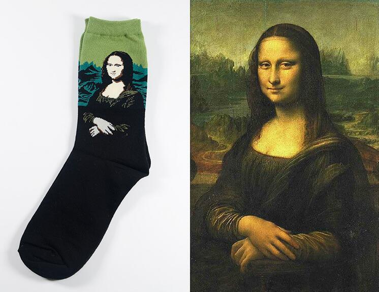 monalisa socks