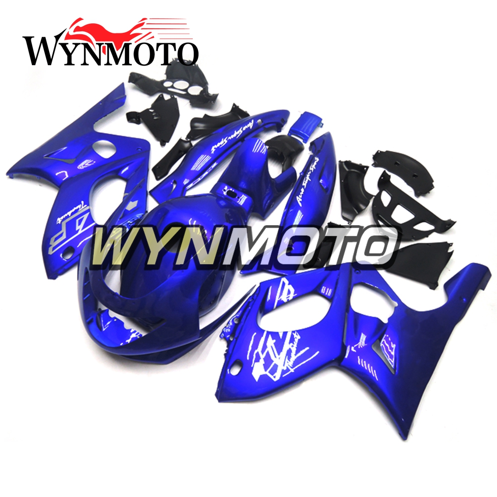 Royal Blue Completo Delle Materie Plastiche Ad Iniezione ABS Carene Per Yamaha Thundercat YZF600R 1997-2007 Moto Kit Carena Cowlings