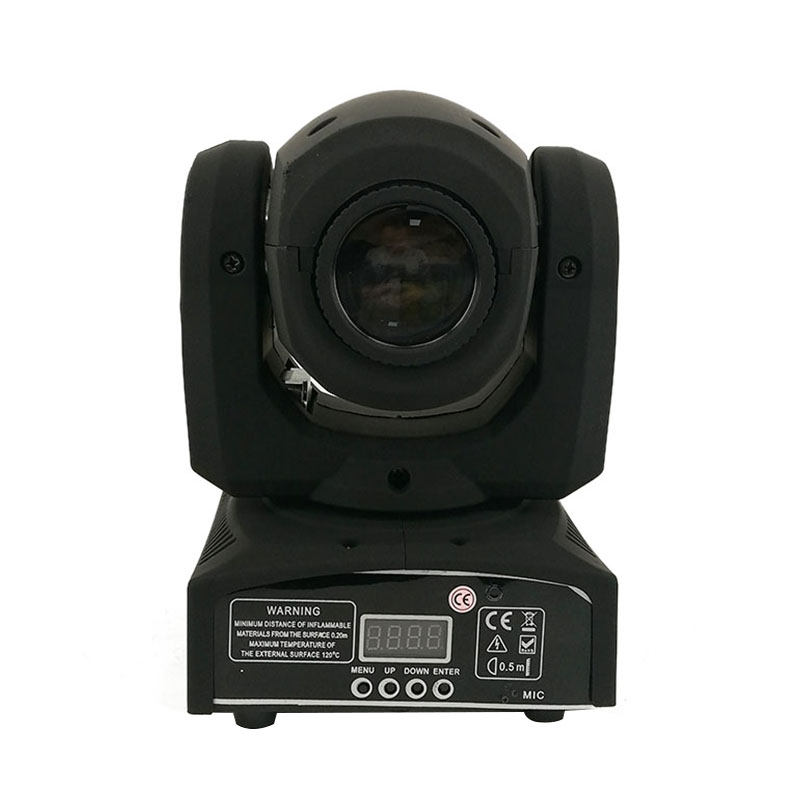 quick shipment new led spot moving head light LED DJ Spot Light spot light 1103106