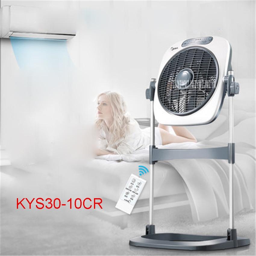 220V/50hz Home Quiet Floor Fan Remote Control Lift Desktop Dormitory Fan Fan  KYS30 10CR 4 Files Speed Floor To Floor Fans 40W In Fans From Home  Improvement ...