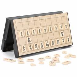 Складной магнитный складной набор для сёги в коробке Портативный японский шахматная игра Sho-gi упражнения логическое мышление 25*25*2 см