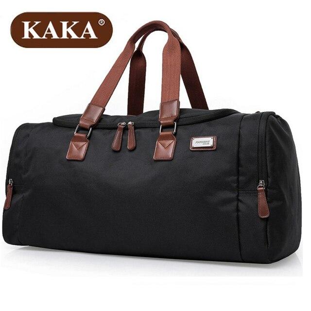 Kaka New European And Handbag Shoulder Bag Large Capacity For Luggage Business Wear