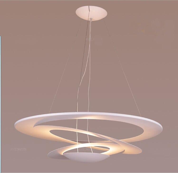 Diseño moderno comedor pendat luces rotación abajur hanglamp hogar lampara colgante de techo de la lámpara.jpg