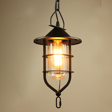 lámpara barco RETRO VINTAGE