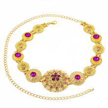 Waist Belt Chain  Bride Bridal Jewelry Sets