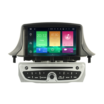 Android 8.0 Car DVD Radio GPS Media Player For RENAULT Megane III/Fluence (2009-2011) 4Gb+32Gb PX5 8-Core media Player image