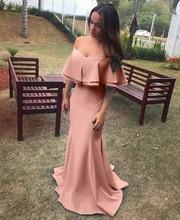 Plus Size Saudi Arabia Prom Dresses 2019 Ever Pretty Satin Mermaid Long Party Gowns Custom Made robe de soiree
