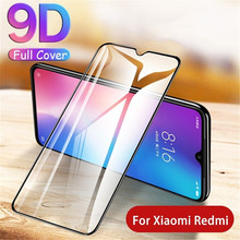 tempered glass for redmi note 7 protective xiaomi 9D Screen protector