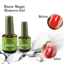 Get more info on the VINIMAY 15ml 2 Minutes Burst Nail Polish Gel Magic Removing Manicure Glue Nail Polish Remover Degreaser For Nail Art Lacquer