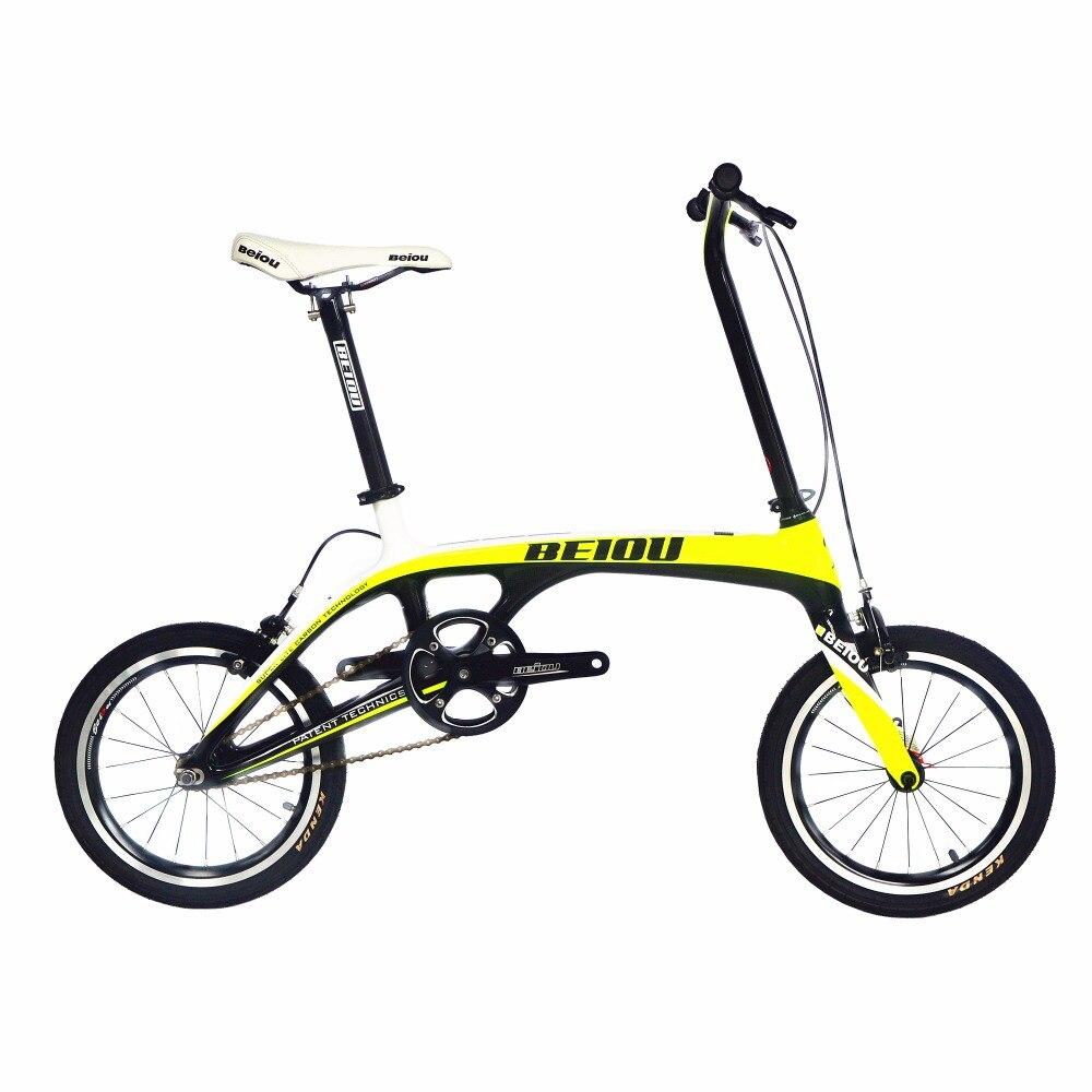 El Centro de Deportes de Carbono BEIOU 1 Velocidad de La Bicicleta Completa Como