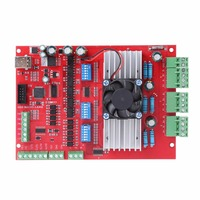 MACH3 CNC USB 100Khz Breakout Board 3 Axis Interface Driver Motion Controller