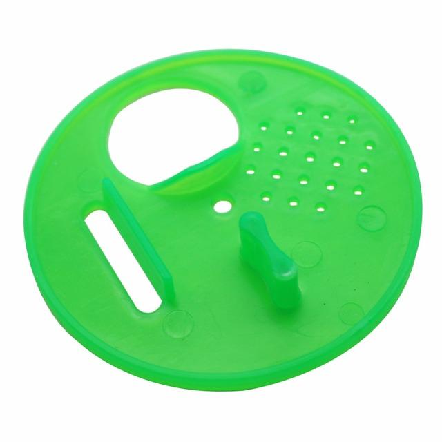 10 Pcs Insect Supplies Beehives Plastic Round Beekeeping Tools Beehives Nest Door Vents Bee Tool