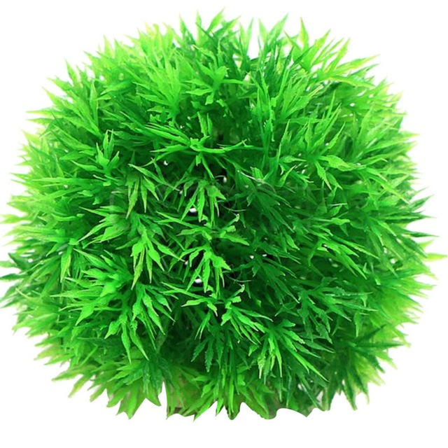 1PC Aquarium Plants For The Fish Tank Aquarium Decor Artificial Grass Aquarium Decoration Plastic Fish Pet Supplies
