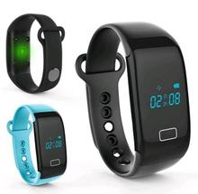 JW018 Fitness Herzfrequenz Armband Bluetooth 4,0 Smart Band Monitor Ladung Ht Rate Tracker Smartwatch Tragbare Geräte PK mi 2
