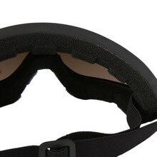 Bike Dustproof Sunglasses Ski Snowboard ATV Dirt Bike Off Road Adult Goggles Glasses Eyewear Clear Frame Eye Glasses new