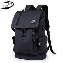 FengDong Men Backpack 2018 Shoulder Bag Male Fashion Best Travel Backpacks Everyday Bagpack Laptop Bags For