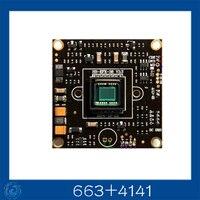 1 3 Sony 663 662 4141 Effio V CCD BOARD 800TVL Illumination 0 0003 Lux FOR