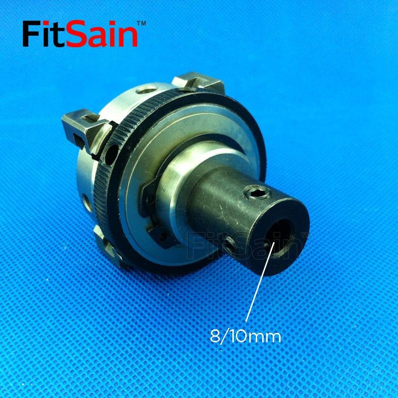 FitSain-négy állkapocs-tokmány D = 50mm CNC mini ÖNKÖZÖTT - Szerszámgépek és tartozékok - Fénykép 5