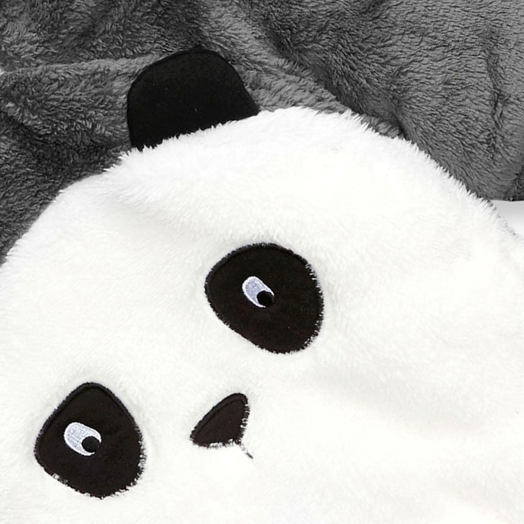 Kung Fu Panda baby clothes One Pieces newborn Cartoon Animal Jumpsuit Winter Boy Rompers Cartoon Infant Clothes Baby Romper YL29 in Rompers from Mother Kids