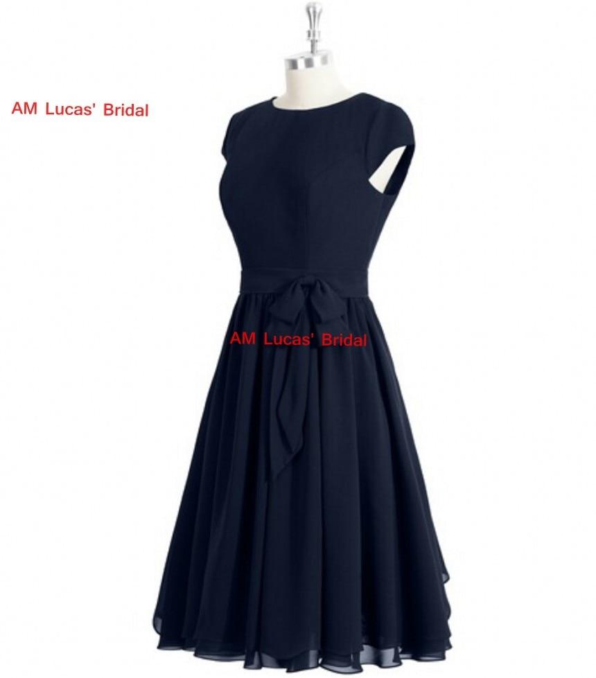 a0dd66b41e4 New Simple A Line Homecoming Dresses Knee Length 8th Grade Prom Dresses  Sweet 16 Junior Graduation-in Homecoming Dresses from Weddings   Events on  ...