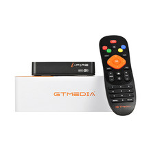 Nieuwe Collectie Gtmedia Ifire Tv Box 4K Hdr Stb Box Ultra Hd Ondersteuning Xtream Ip Tv Youtube Set Top box Media Player Internet Dozen(China)