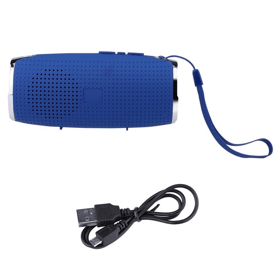 Speaker Big-Bass Bluetooth USB Support Wireless FD-3 L0430 Tf-Card Powerful Hands-Free