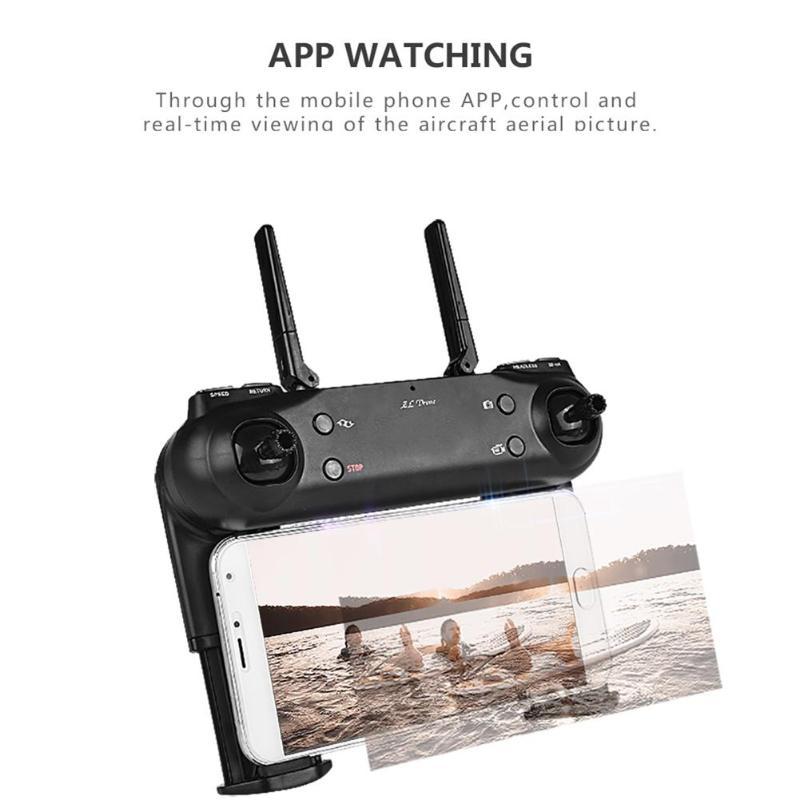 Flux Rc Ghz D 1080p Optique Caméra 4 Grand Hélicoptère 2 4ch Double Angle Selfie Drone Hd Wifi Quadcopter Sg700 Avec 13TJKclF