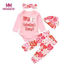 b38b60d1e91c Baby Girl Valentine Clothes Promotion-Shop for Promotional Baby Girl ...