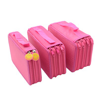 Trousse Scolaire Stylo School Pencil Case 2 3 4 Layer Pencilcase Papelaria Supplies Estojo Menina Box