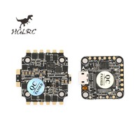 HGLRC XJB F428 Micro F4 AIO OSD BEC Flight Controller DSHOT Flight Control Tower Flytower 20x20mm &28A Blhel_S BB2 2 4S 4 in 1