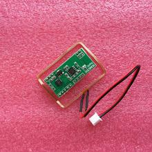 10pcs/lot UART 125Khz EM4100 RFID Card Key ID Reader Module RDM6300 (RDM630) For Arduino