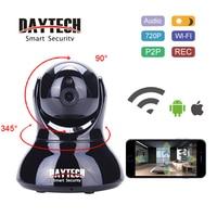 DAYTECH IP Camera WiFi 720P HD Wireless Security Camera Two Way Audio Night Vision IR Wi Fi Network Monitor P2P Cam