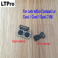 LTPro High Quality Rear Front Back Camera Module With Flex Cable Ribbon For Letv Coolpad Le