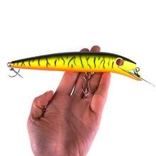 Купить с кэшбэком 1pcs fishing lure 45g 19.7cm fishing winter for fishing lures wobbler savage gear asturie jig head wedkarstwo stickbait jerkbait