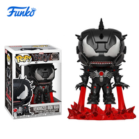 Funko pop Official Manway Venom Edition Brook Action Figure Collectible Model Toy In Stock with Original Box