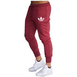 Новый Демисезонный бренд тренажерные залы Для мужчин джоггеры пот Штаны Для мужчин джоггеры брюки спортивная одежда в высокое качество