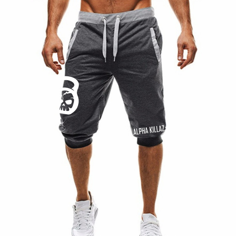 New Brand Design High Quality Large Size Men's Fitness Jogging Shorts Men Casual Motion Harlan Shorts Male Summer Shorts Large