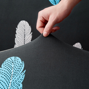 Image 3 - Parkshin Nordic All inclusive składana kanapa pokrywa mocno owinąć ręcznik Sofa narzuta na sofę bez podłokietnika housse de canap cubre
