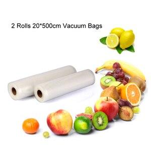 Image 2 - Scellant Sous Vide de nourriture ditop avec la Machine demballage de sacs Sous Vide
