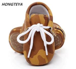0ddbeca5cae1 Hongteya sole Newborn baby Boys baby moccasins kids shoes