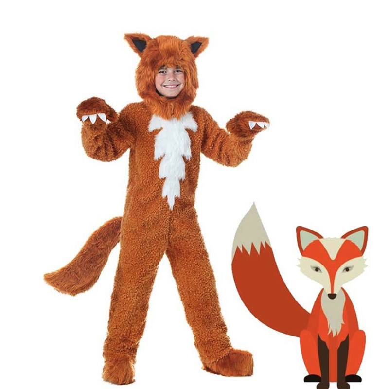 buy fox halloween costume baby and get free shipping on aliexpresscom